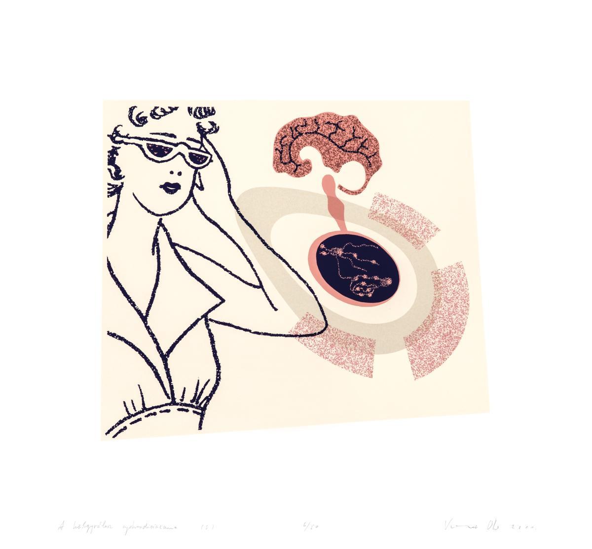 A hölgyválasz aphrodisiacuma