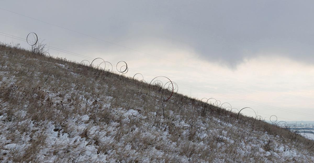 A Kopaszka télen